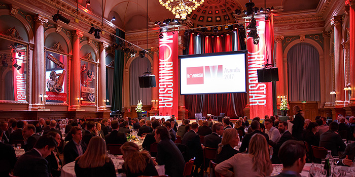Opti med i Morningstar Fund Awards på Nalen 2017